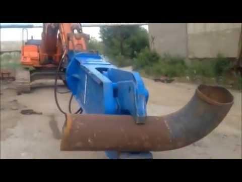 Гидроножницы по металлу Hammer CH 3000 / Shears Hammer CH 3000