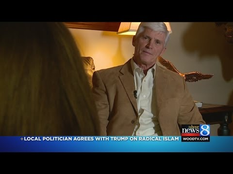 Local politician agrees with Trump stance on immigration