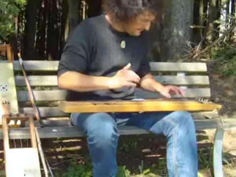 Scheitholt - Scheitholz - Epinette des Vosges - Mittelalterinstrument
