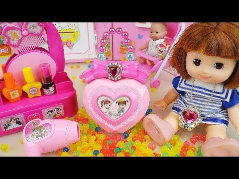 Thumbnail: Baby doli and Orbeez beauty jewelry surprise bag toys baby doll play