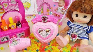 Baby doli and Orbeez beauty jewelry surprise bag toys baby doll play