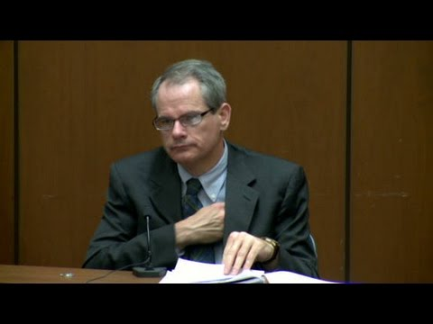 Jackson autopsy doctor challenged