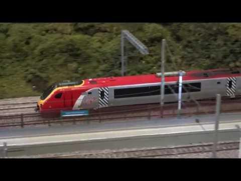 York Model Railway Show 2018 - Part 1