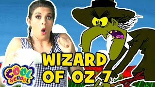 Wizard of Oz - NEW Chapter 7 | Story Time with Ms. Booksy | Cool School Stories | Cartoons for kids