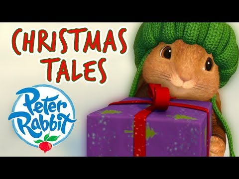 Peter Rabbit - Christmas Tales Compilation | 20+ minutes! | Christmas Special with Peter Rabbit