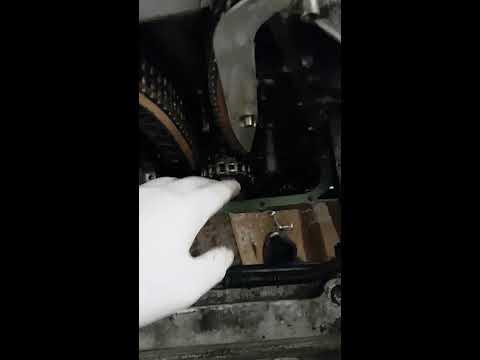 Sincronismo Motor M104 Mercedes C280