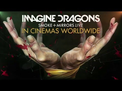 Trailer do filme Imagine Dragons: Smoke + Mirrors