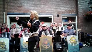 """""""De Kamper Koggezangers""""  Harderwijk , Netherlands ,18 juli 2012."""