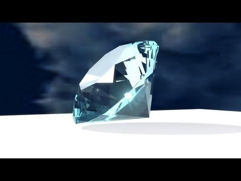 3D Max KF - Делаем Алмаз