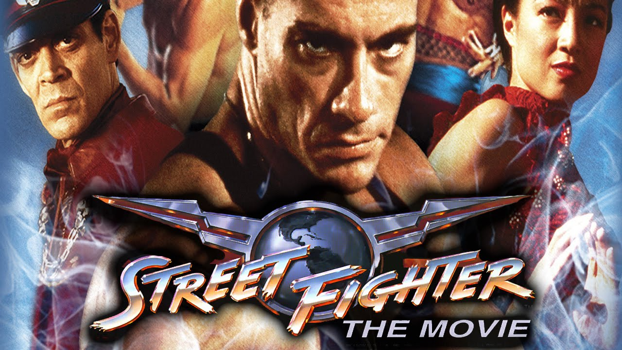 Saturday Morning Scrublords - Street Fighter: THE MOVIE ...
