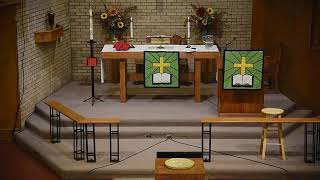 Part Two - Traditional Worship - Sunday, October 18, 2020