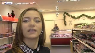 Nieuwe Poolse winkel in Nieuwleusen