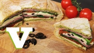 How To Make The Ultimate School Run Sandwich: Cooking For Kids - S02e8/8
