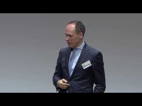 Bosch ConnectedWorld 2015: Christoph Keese´s View on Silicon Valley