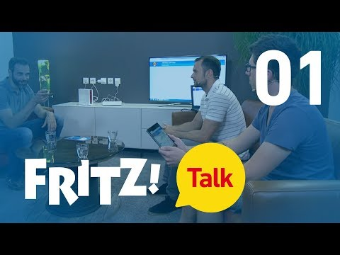 FRITZ! Talk 01 – FRITZ!Box 7590 und 6590 Cable