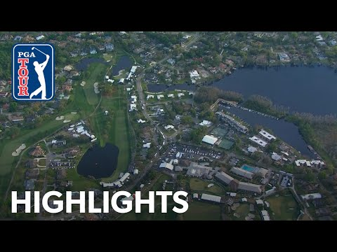 Highlights | Round 2 | Arnold Palmer 2019