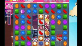 Candy Crush Saga Level 1489 Difficult Level No Boosters