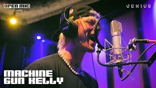 "Machine Gun Kelly ""title track"" (Live Performance) | Open Mic"