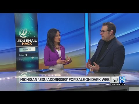 Online crooks selling stolen umich.edu, msu.edu emails