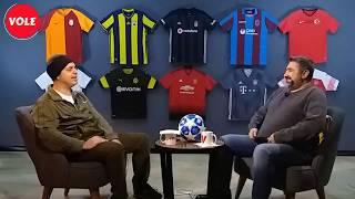 """Ali Ece ve Serdar Ali Çelikler ile """"SON RAUND"""" yeni bölümüyle yayında!"""