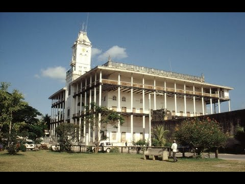 The zanzibar house of wonders beit el ajaib youtube for Zanzibar house music