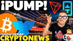#Bitcoin DUMP y Theta PUMP!?? ¿Buena Inversión? ⬅️⬅️ ¡ÚLTIMAS NOTICIAS! / #Crypto #News FunOntheRide