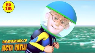 Motu Patlu | Mermaid | Best Cartoon For Kids