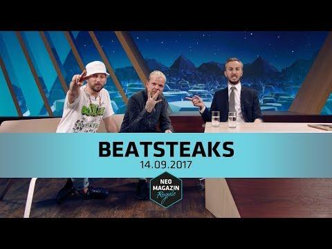 Heute zu Gast im Neo Magazin Royale: Beatsteaks & Deichkind    NEO MAGAZIN ROYALE - ZDFneo
