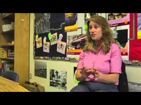 Interview with Madame Lalonde, Middle and Lower School French teacher