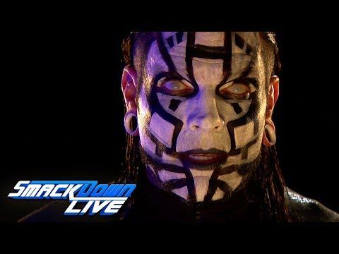 Jeff Hardy 'sees' Shinsuke Nakamura: SmackDown LIVE, June 19, 2018