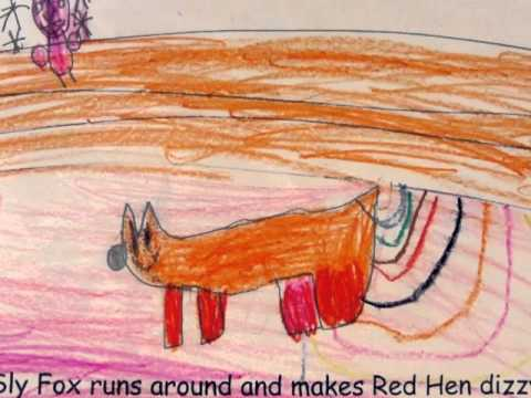 sly fox and red hen story pdf
