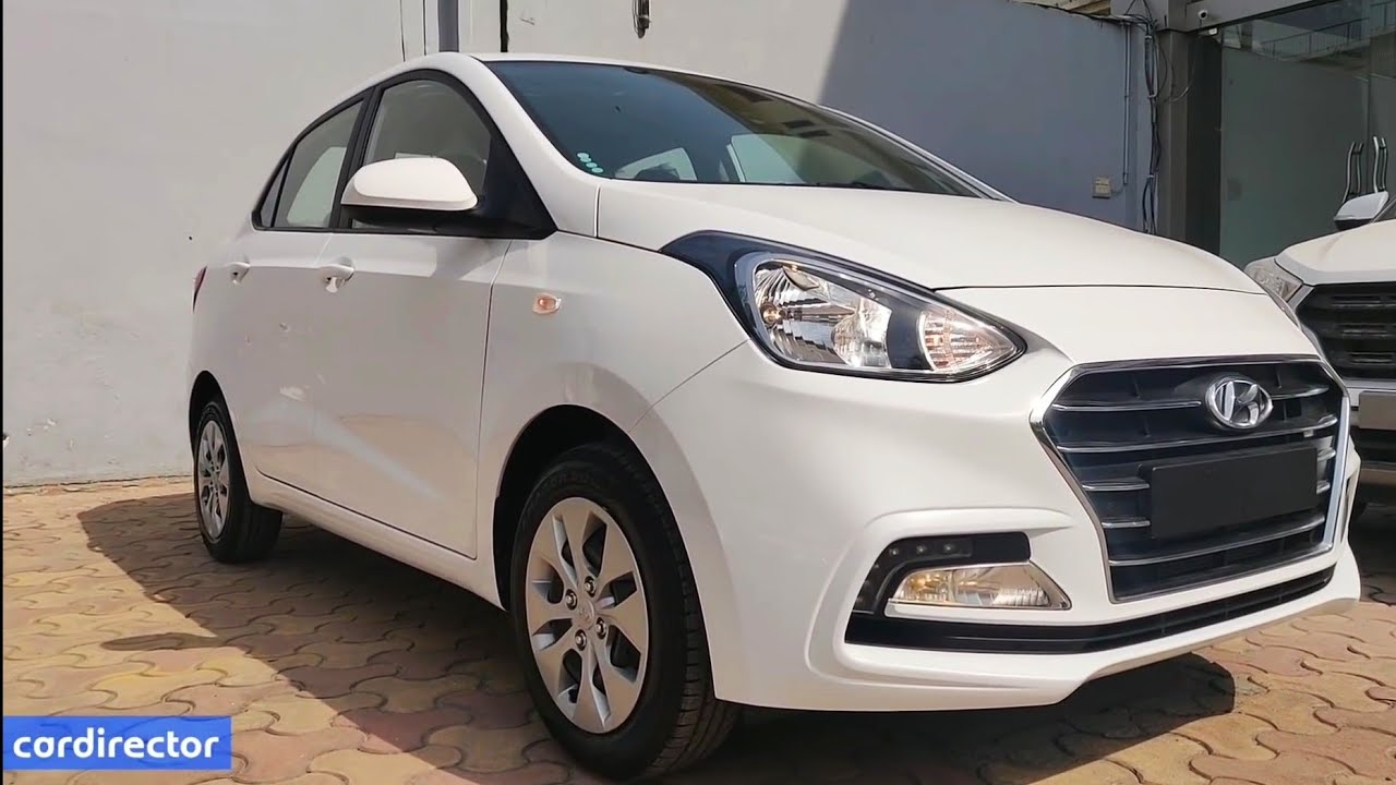Hyundai Xcent S 2019 Xcent 2019 S Petrol Automatic Interior And