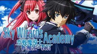 Unboxing ~ Sky Wizard Academy Vol.1 ~ KSM Anime ~ Anime DVD (German)