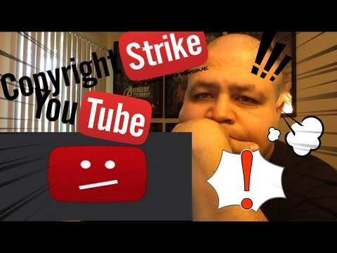 GOT A COPYRIGHT STRIKE AGAIN BY IFPI!!! WHO ARE THEY?!!!