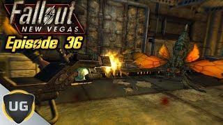 Fallout: New Vegas: #36 | Blind Let's Play | Hardcore mode