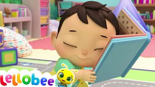 I Love Books Song | Story Time and Lullaby Songs For Kids | Little Baby Bum