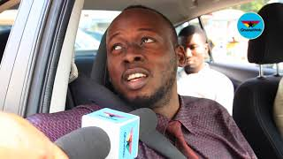 TRENDING GH: Ghanaians slam journalists for asking Akufo-Addo 'irrelevant' questions