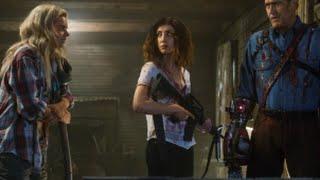 Ash Vs. Evil Dead Season 1 Episode 10 Review & After Show   AfterBuzz TV
