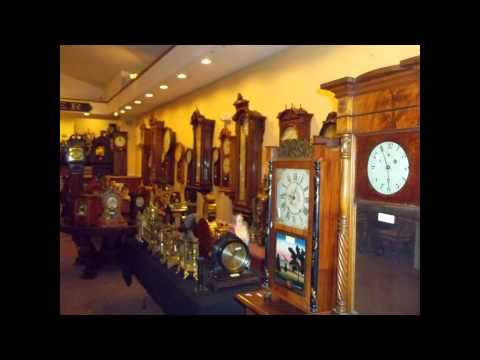 Fontaine's Auction Gallery - Antique and Collectors Clock and Watch auction - Nov 22-23