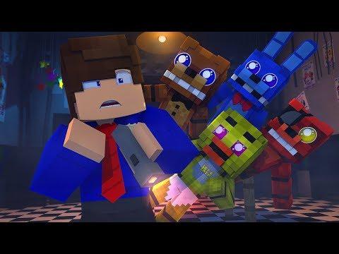 Minecraft FNAF KIDS - HELP US PLEASE! - Ep 1 (Minecraft Roleplay)