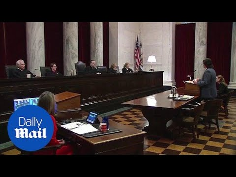 Lawmakers approve impeachment charges against WV Supreme Court - Daily Mail