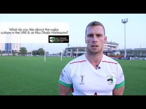 Matt Interview- Harlequins Abu Dhabi