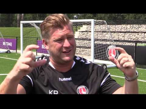 Karl Robinson on 2017/18 fixtures, transfers and Ahmed Kashi