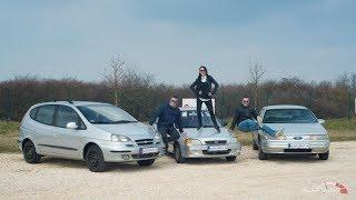 Szinte Eladhatatlan Autók - Bolondok Napi Teszt   Alapjárat