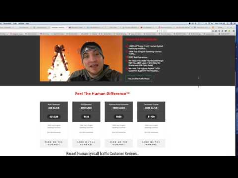 How to Get Traffic | Human Eyeballs | Top Solo Ads 2017 | Website Traffic