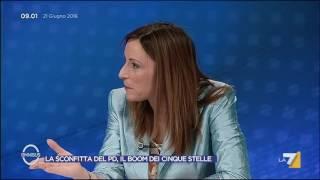 Sindaci 2016, il commento di Lucia Borgonzoni