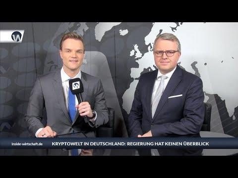 Viele Betrugsfälle: Bundesregierung ist ahnungslos über Kryptowelt (Interview mit Frank Schäffler)