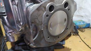 Алюминиевые цилиндры на мотоцикл Урал. Оно вам надо?!
