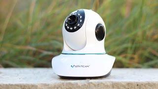 iP видеокамера Vstarcam C7838WIP обзор