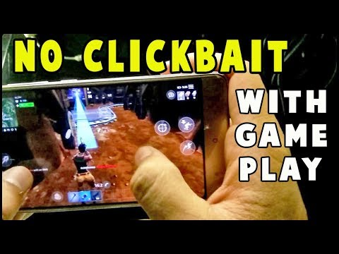 UPDATED v2]How To Play Fortnite On Any Android Device!! Gameplay